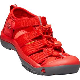 Keen Newport H2 Sandals Kinder firey red